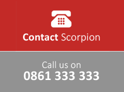 Contact Scorpion Call us on 0861 333 333